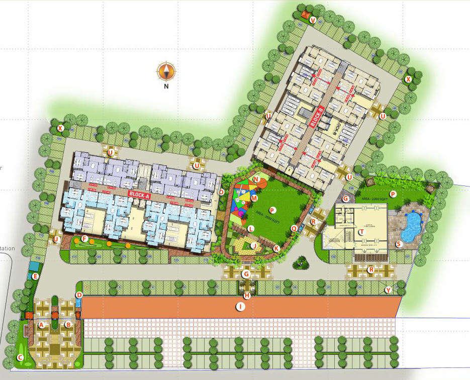 High Standards Apartments In Jhunjhunu Manglam Residency