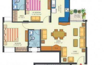 Tower 3 (2BHK)