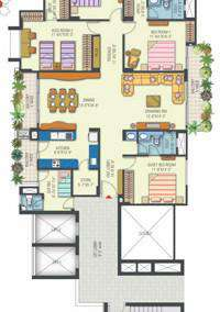 Tower 4 & 5 (4BHK)