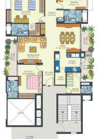 Tower 9 & 10 (4BHK)
