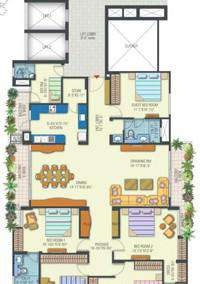 Tower 9 & 10 (5BHK)