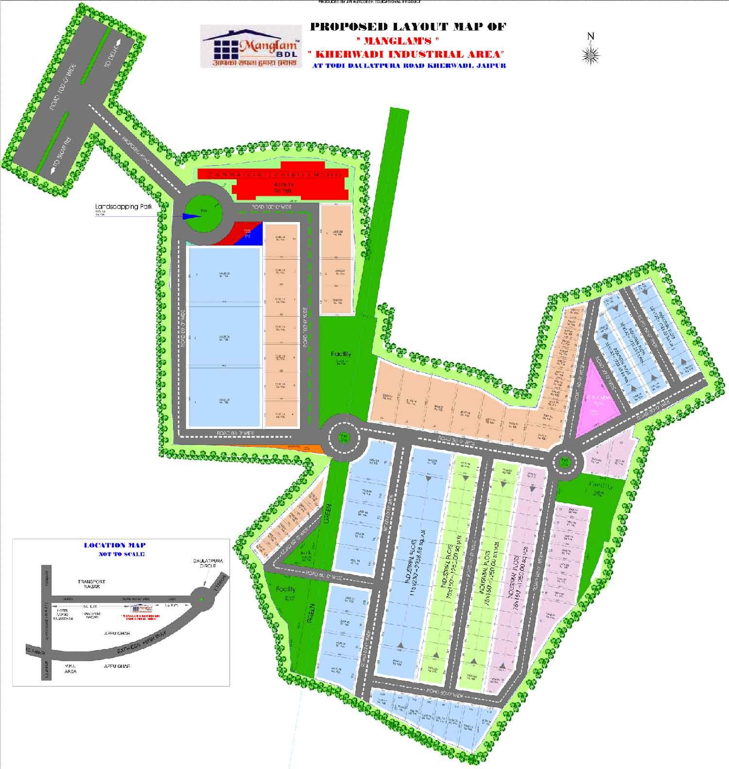 Kherwadi Industrial Park
