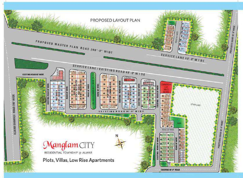 Manglam Manglam City Alwar