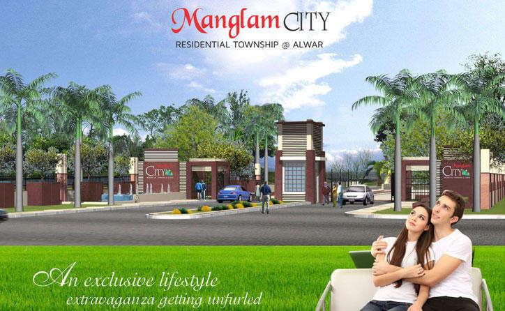 Manglam City Alwar