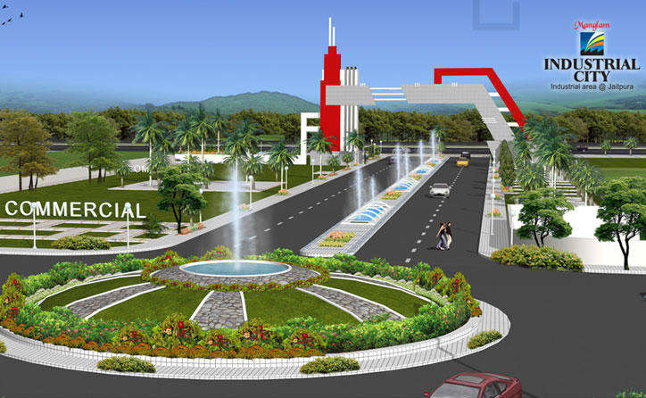 Manglam Industrial City